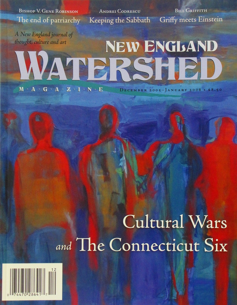 New England Watershed Vol. 1, No. 2