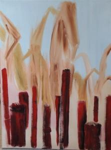 Flaming Corn
