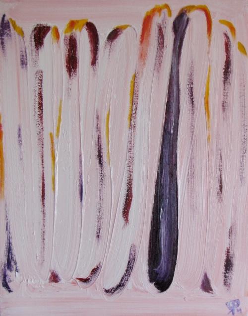 Summer Sunrise, Russell Steven Powell oil on canvas, 11x14