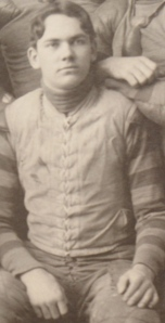 Alger Wheeler Powell, 1900, University of Delaware football team