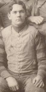 Alger Wheeler Powell, 1900, University of Delaware football team