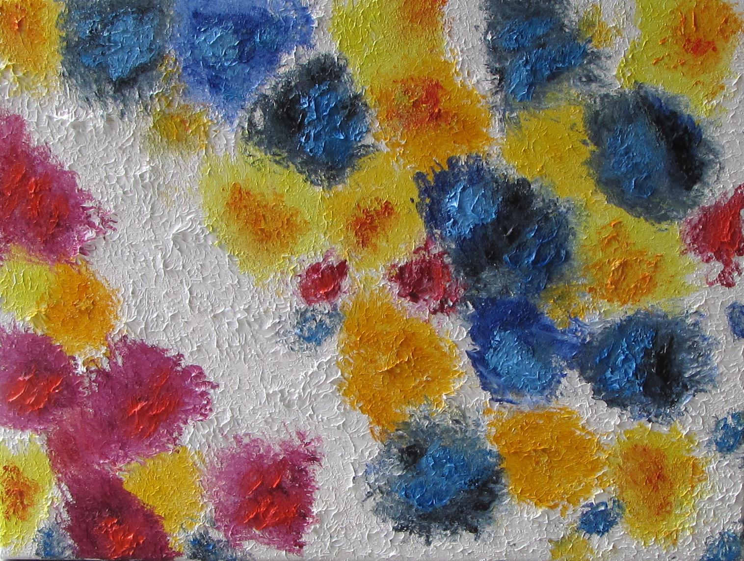 Rain, Russell Steven Powell oil on canvas, 24x18
